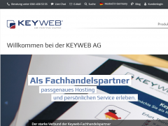 Sponsoring der Website